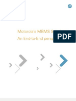 MBMS White Paper