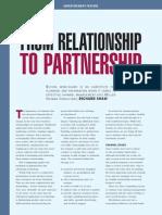 37-Relationship to Partnership