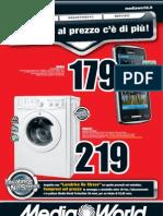 Volantino Media World Roma Offerte Febbraio