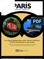 ES TA Paris Guide