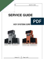SW-HF 5.1 5005 Service Manual