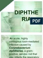 Akiya - Diphtheria