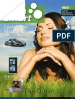TechSmart 101, Feb 2012, The Green Issue