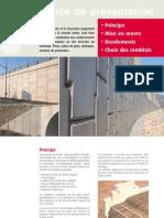 Brochure Notice de Presentation