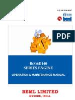 140 Series O&M Manual