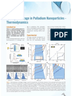 Application Note 2 Hydrogen Storage in Palladium Nano Particles Thermodynamics