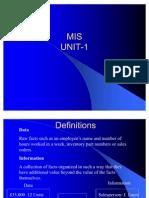 MIS_Unit1