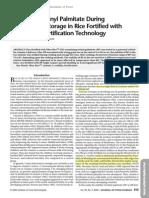 fortifikasi retinil palmitat