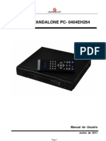 Manual Do Usuario DVR PC0404E H264