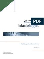 Blade Logic Installation