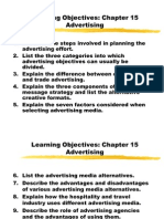 Advtg Planning and Advtg Media