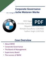 IB Presentation BMW