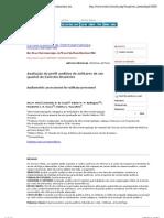 Avaliação do perfil auditivo de militares de um quartel do Exército Brasileiro - Revista Brasileira de Otorrinolaringologia - Audiometric assessment for military personnel