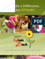 NYSARC Gives Back