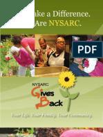 NYSARC Gives Back