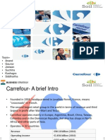 Careefour -Global Business Strategy-India Centric