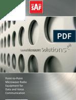 SAF Product Brochure En