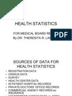 Health+Statistics