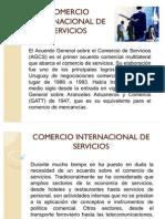 COMERCIO DE SERVICIOS 615