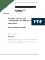 Windows XP Enhanced