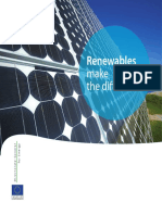 Renewable make the difference