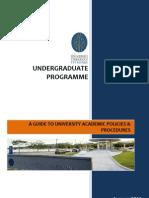UTP UG Student s Handbook - January 2011 Version-new Structure Update 170320111