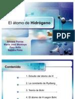 El átomo de Hidrógeno