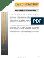Curso UML Macron Line Software