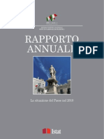 Rapporto ISTAT 2010