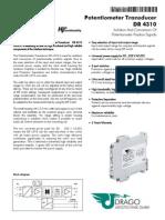 Potentiometer Transducer