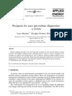 Prospects for Aero Gas-turbine Diagnostics a Review