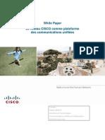 White Paper Reseau Cisco Platforme Des Communications Unifiees