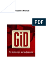 GiD Customization Manual