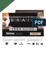 Brain Teen Guide