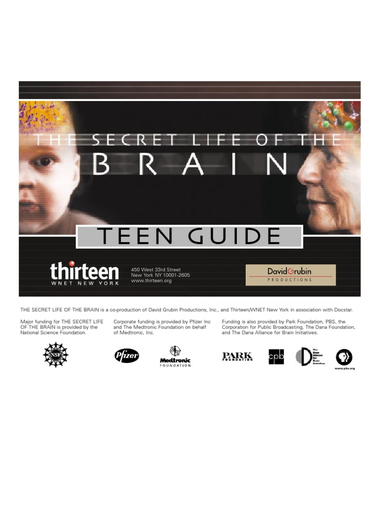 brain teen guide | attention deficit hyperactivity disorder | brain