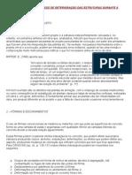 CAUSAS DOS PROCESSOS DE DETERIORAÇÃO DAS ESTRUTURAS DURANTE A CONSTRUÇÃO