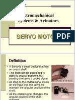 Servo Motor