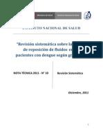Revision sistematica dengue - Versión revisada