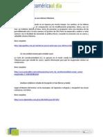 Centroamérica al día. 1 de Febrero 2012