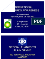 02 International Standards Awareness