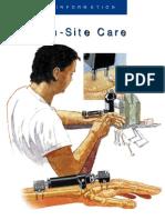 Pin Site Care
