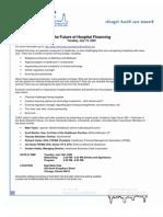 CHEF Future of Hospital Financing 071905