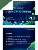Curso 3D espacial en Arc GIS