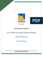 Los 7 Habitos Carlos Diego
