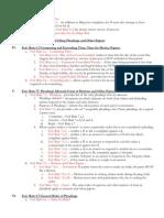 Civ Pro Rule's Outline (2)