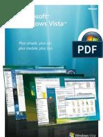 Datasheet Windows Vista Tableau if