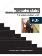 Steps to Safer Stairs