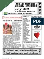 Costambar Monthly February 2012