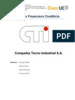 Análisis Financiero Crediticio