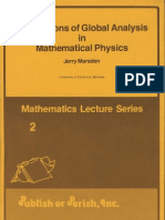 Analysis in Math Apps